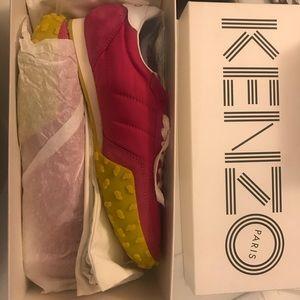 Kenzo Sneakers - Pink - UNWORN
